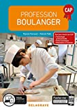 Profession Boulanger CAP (2019) Manuel élève