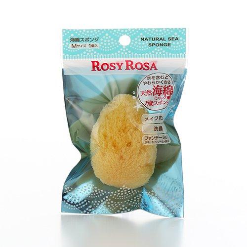 ROSY ROSA(ロージーローザ) 天然海綿スポンジM