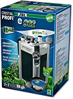 External filter for clean and healthy aquarium water: closed water circuit for aquariums with 90 -300 litres (80 - 120 cm) Fully equipped and ready to connect: built-in quick-start priming button, filter start without manual priming. Simple assembly ...