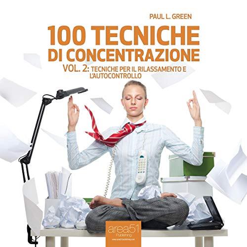 100 tecniche di concentrazione vol. 2 copertina
