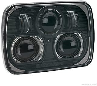 JW Speaker 0550111 8900-12/24V Dot Hi/Lo Headlamp Black