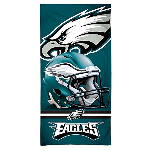McArthur Philadelphia Eagles NFL Spectra - Toalla de Playa