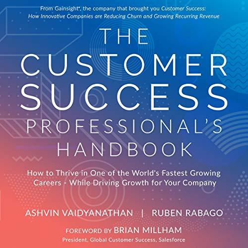 The Customer Success Professional's Handbook cover art