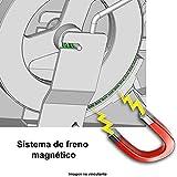 Tecnovita Heimtrainer EasyX X-Folding, Weiß, YFAX90 - 6
