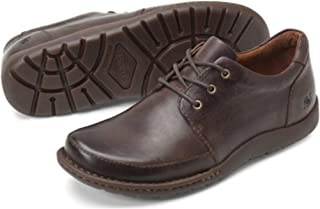 Nigel 3-Eye Cocoa (Brown) Leather Shoes (H65606)