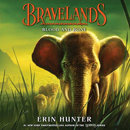 Blood and Bone     Bravelands Series, Book 3              By:                                                                                                                                 Erin Hunter                               Narrated by:                                                                                                                                 James Fouhey                      Length: 7 hrs and 52 mins     11 ratings     Overall 4.7