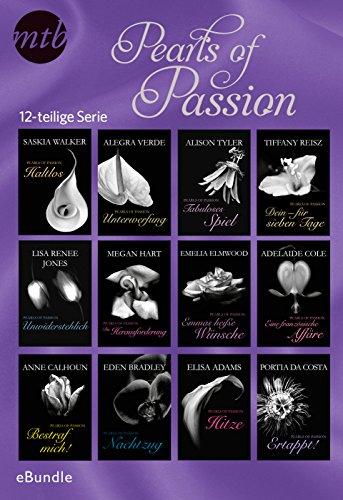 Pearls of Passion 12-teilige Serie: eBundle
