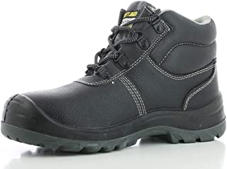 Safety Jogger Safety Boot - Steel Toe Cap S3/S1P Work Shoe for Men or Women, Anti Slip Puncture Resistant Steel Sole, Shoc...