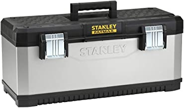 Stanley 1-95-617 - Caja de herramientas metálicaFatMax 26