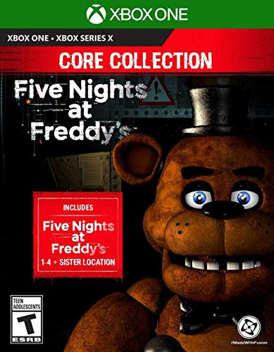 Five Nights at Freddy's: The Core Collection for Xbox One [USA]