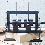 JUNYYANG Máquina de Soldadura Máquina de Taladro Manual de Taladro eléctrico Máquina de pelado de chatarra Multifuncional Máquinas de pelado de Cables Herramienta de Stripper para 1-30mm