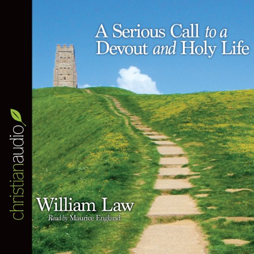 A Serious Call to a Devout and Holy Life                   Di:                                                                                                                                 William Law                               Letto da:                                                                                                                                 Maurice England                      Durata:  13 ore e 20 min     Non sono ancora presenti recensioni clienti     Totali 0,0