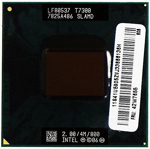CPU/Prozessor Core 2 Duo Mobile 2GHz T7300 SLAMD LF80537 ID13410