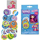 FingerLings Card Game with Collectible Toy