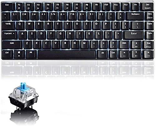 UrChoiceLtd Mechanical Keyboard AK33 Backlit Keyboard Usb Wired Gaming...