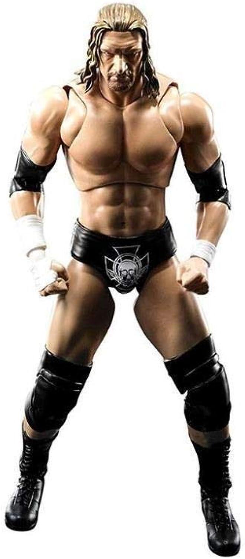 Avengers cifras World Wrestling Entertainment Wrestler Hunt Hurst Triple Hazione cifra l'Uomo d'Acciaio Steel League Deluxe azione cifra DC Comics giocattolo