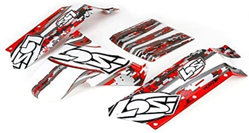 Body Panels, Silkscreened, Complete  1 5 DB XL by Team Losi