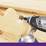 Dremel 3000 - Multiherramienta, 130 W, kit con eje flexible y 25 accesorios,...