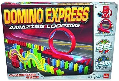 disfrutando de sus compras Goliath - 81007.012 - Domino Domino Domino Express Amazing Looping by Goliath  barato