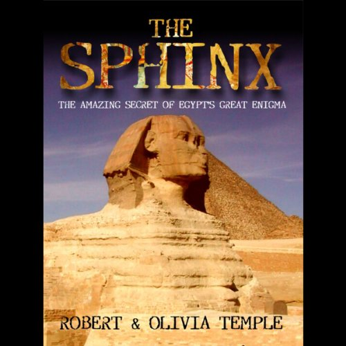 The Sphinx audiobook cover art