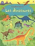 Les dinosaures - Autocollants Usborne