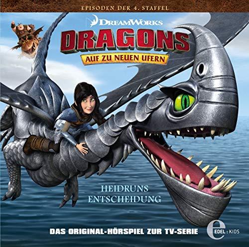 Dragons - Auf zu neuen Ufern: Heidruns Entscheidung (35) - Das Original-Hörspiel zur TV-Serie