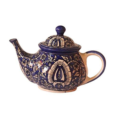 Tetera de cerámica decorativa Tetera 5