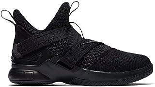 9c4ec8b051f Nike Lebron Soldier XII (12) SFG Black Grade School AO2910-005