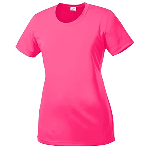 f88721dffa9 Joe's USA Women's Athletic All Sport Training T-Shirt in 48 Colors. Sizes XS