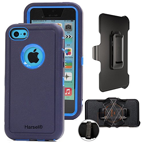 iphone 5c cases with clip - 7