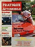 PRATIQUE DE L'AUTOMOBILE (LE) [No 9] du 01/07/1984 - ENTRETIEN / LA FORD FIESTA - MATCH / 205 GTI - GOLF GTI - KADETT GTE - RITMO ABARTH - HONDA CRX ET FROD ESCORT - REPAREZ LES CARDANS - SPECIAL VACANCES - UN KIT CARROSSERIE POUR LA PEUGEOT 205