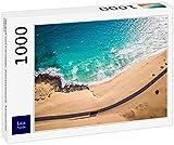 Lais Puzzle Playa de Corralejo, Fuerteventura, Islas Canarias 1000 Piezas