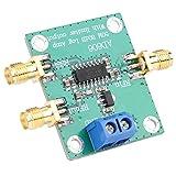 Amplificatore LNA piccolo volume 80dB Scheda amplificatore registro demodulazione 37,5 mV/dB Modulo AD606 stabile regolabile Rilevatore logaritmico Uscita limitatore ausiliario