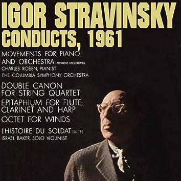 Igor Stravinksy Conducts, 1961