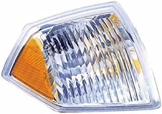Go-Parts OE Replacement for 2007 - 2010 Jeep Compass Parking Light Assembly / Lens Cover - Right (Passenger) Side 68000682AB CH2521144 Replacement For Jeep Compass