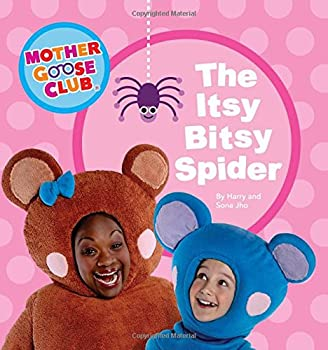 Mother Goose Club - Board Book - The Itsy Bitsy Spider