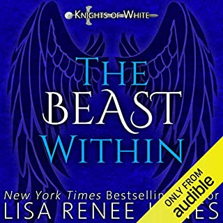 The Beast Within audiobook cover art