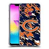 Head Case Designs sous Licence Officielle NFL Camou Chicago Bears Logo Coque en Gel Doux Compatible...