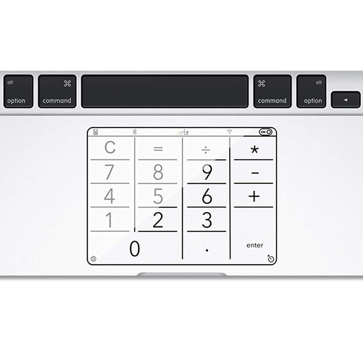 出発する変換する王位nmbr MacBook マックブック テンキー トラックパッド マジックトラックパット シリアルナンバーつき (MacBook Air 11inch (2011+))