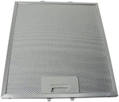 REPUESTOELECTRO Filtro metalico Campana extractora Fagor 265x30,5mm CFT600 CFT90IZ 3CDC70X KE0001781
