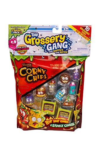 Grossery Gang The Season 1 Large Pack