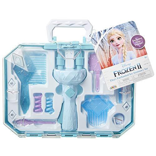 Giochi Preziosi Disney Frozen 2, Vanity accessoireset, koffer met accessoires voor kapsels