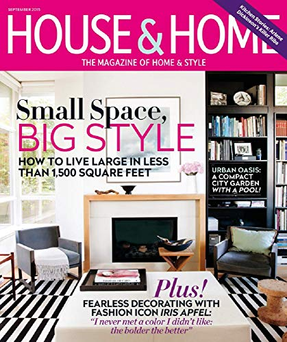 House and Home: Small Space Big Style (English Edition)