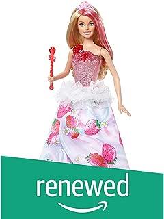 (Renewed) Barbie Dreamtopia Sweetville Princess, Multi Color