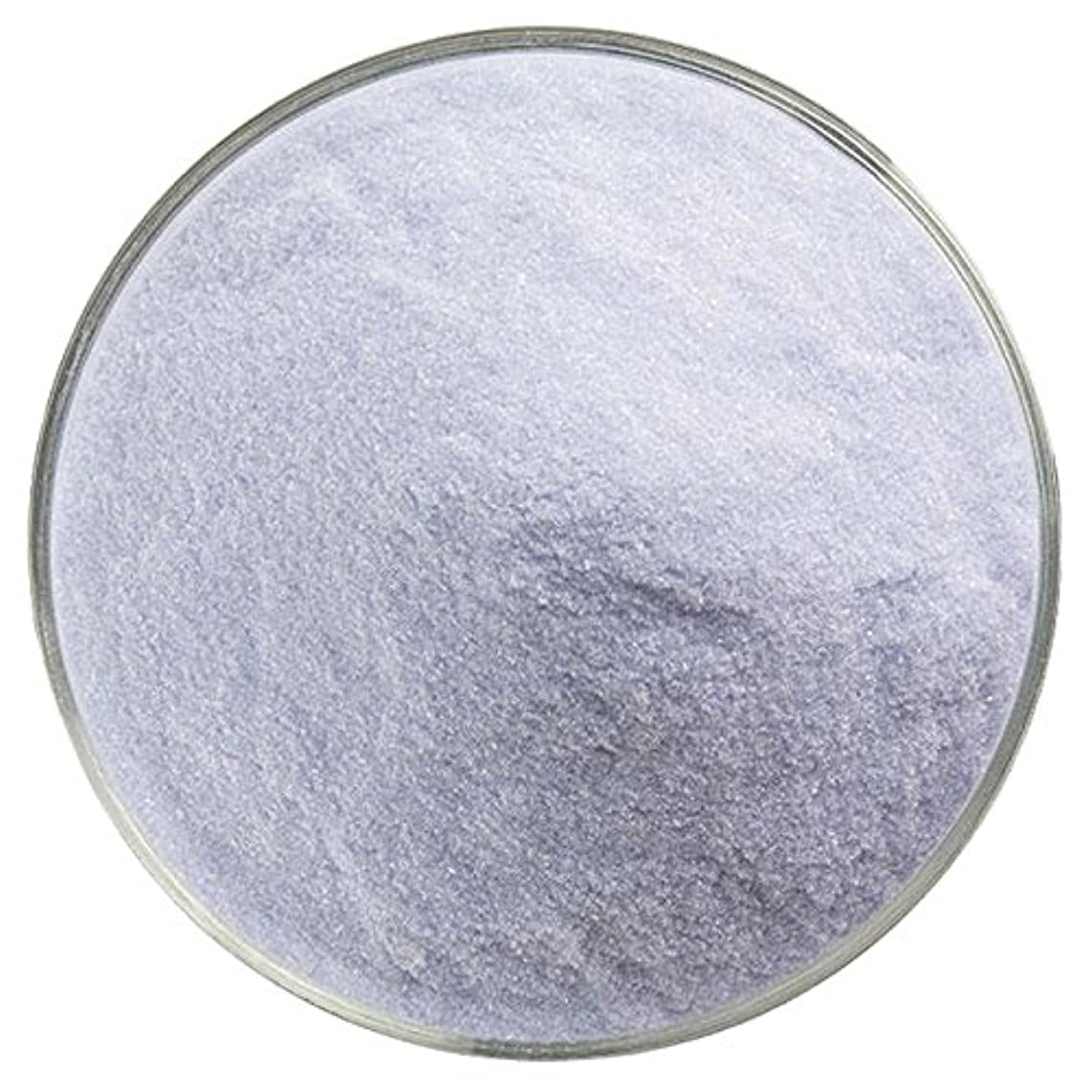 Periwinkle Opalescent Powder Frit - 4oz - 90COE - Made from Bullseye Glass