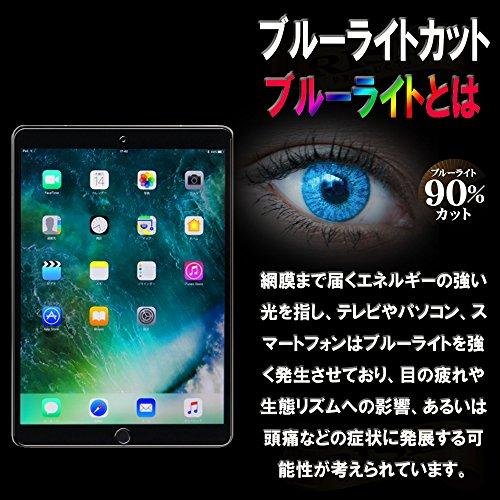RISE『iPadpro10.5強化ガラス保護フィルム』