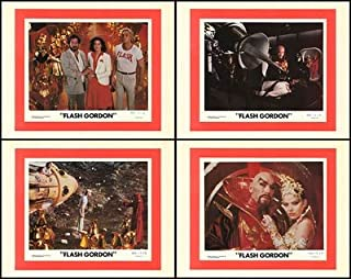 flash gordon movie poster original