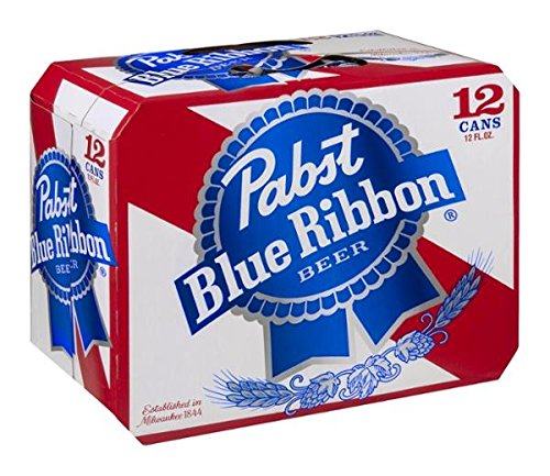 Pabst Blue Ribbon 12x 355 ml
