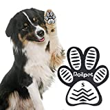 Roilpet Paw Pads for Dogs Traction - Provide Your Dog with Anti-Slip Grips from Slipping on Hardwood Floors, Especially for Senior Breeds for Indoors Wear (S)