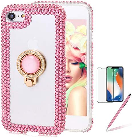 Bling Case for Samsung Galaxy Note 20 6 7 Inch Girlyard Luxury Sparkly 3D Glitter Diamond Rhinestone product image